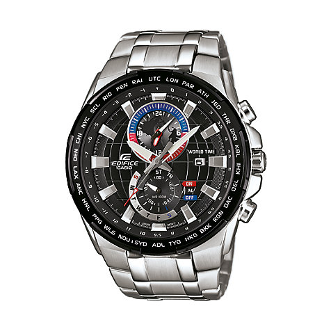 Casio Herrenuhr EDIFICE Classic EFR-550D-1AVUEF