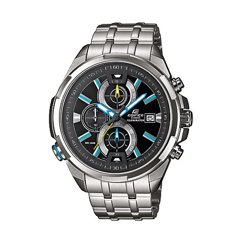 Casio Herrenuhr EDIFICE EFR-536D-1A2VEF