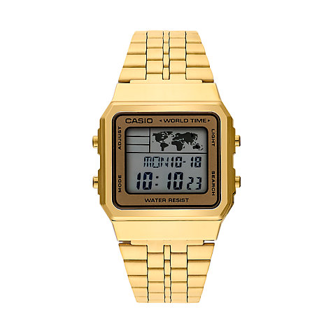 Casio Collection Herrenuhr A500WEGA-9EF