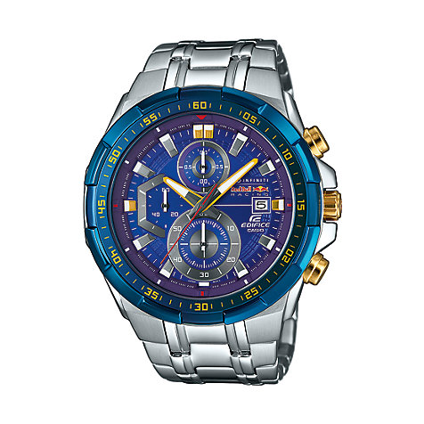 Casio Herrenuhr EDIFICE Red Bull Racing EFR-539RB-2AER