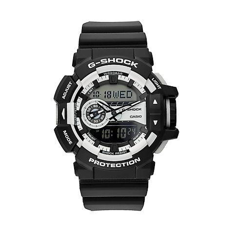 1d20aef63895 CASIO G-SHOCK Classic Uhr GA-400-1AER auf CHRIST.de entdecken