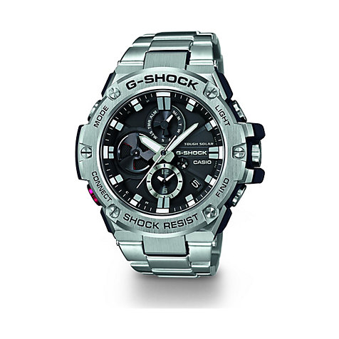 Casio Herrenuhr G-SHOCK G-Steel GST-B100D-1AER