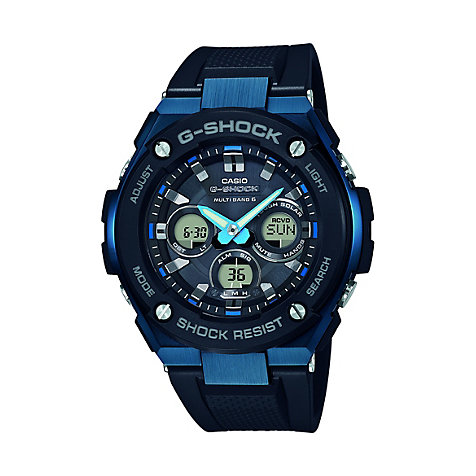 Casio Herrenuhr G-SHOCK G-Steel GST-W300G-1A2ER