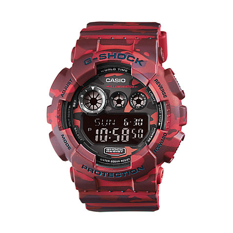 Casio G-SHOCK Style Series Herrenuhr GD-120CM-4ER