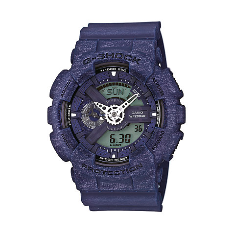 Casio G-SHOCK Style Series Herrenuhr GA-110HT-2AER