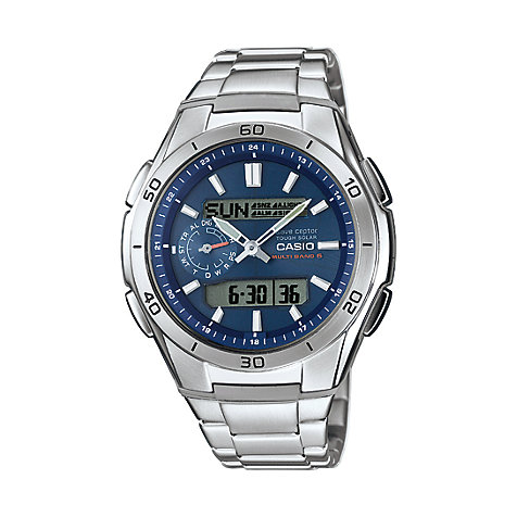 Casio Herrenuhr Radio Controlled WVA-M650D-2AER
