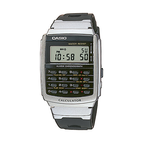 Casio Unisexuhr Collection Retro CA-56-1ER