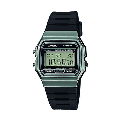 Casio Unisexuhr Collection Retro