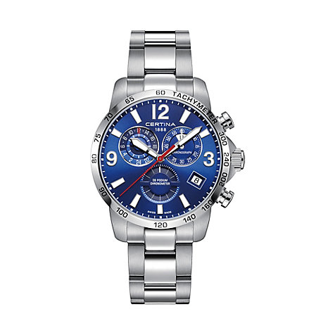 Certina Chronograph DS Podium GMT C0346541104700