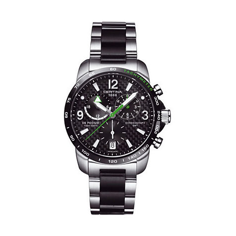 CERTINA DS Podium C001.639.22.207.02 GMT Chrono