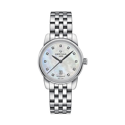 Certina Damenuhr DS Podium Lady Automatic C0010071111600