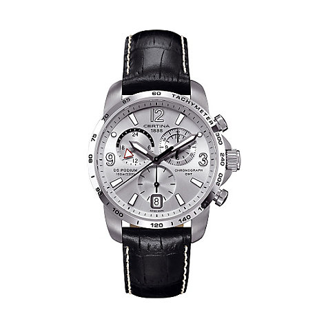 CERTINA DS Podium C001.639.16.037.00 GMT CHRONO