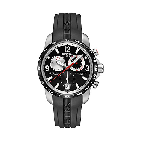 CERTINA DS Podium C001.639.27.057.00 GMT Chrono