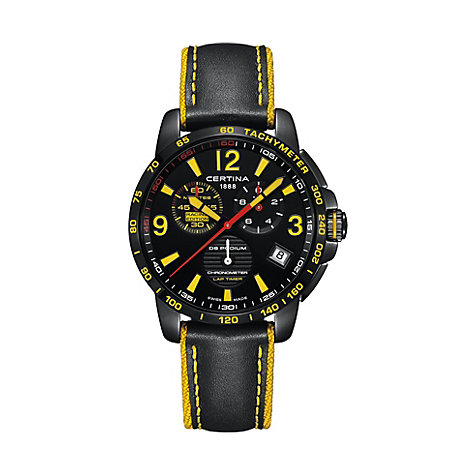 Certina DS Podium Chronograph Lap Time
