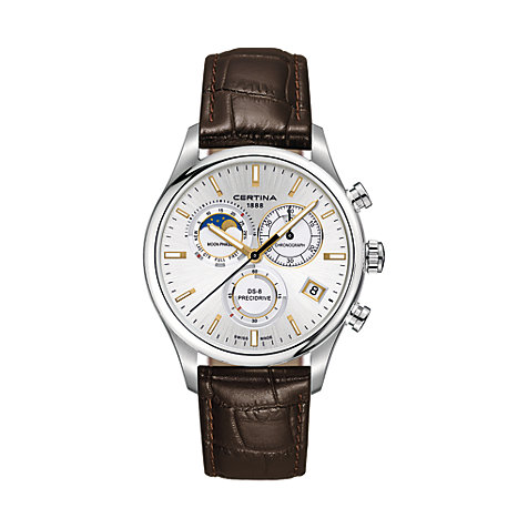 Certina Mondphase Chronograph DS 8 Gent C0334501603100