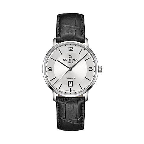 Certina Herrenuhr DS Caimano Powermatic 80