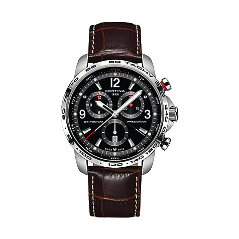 Certina Chronograph DS Podium Big Size C001.647.16.057.00
