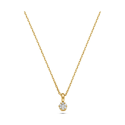 CHRIST Diamonds Kette 86294397