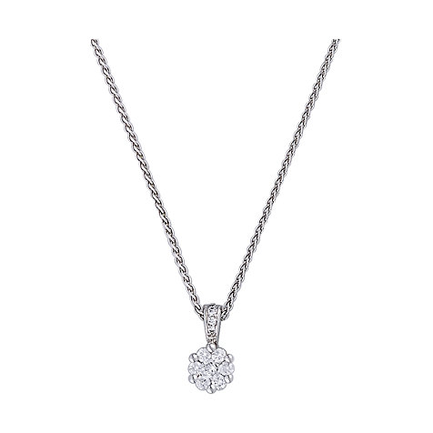 CHRIST Diamonds Kette 86781379