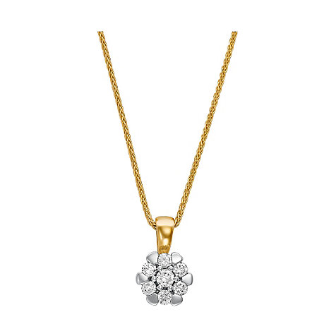 CHRIST Diamonds Kette 83789271