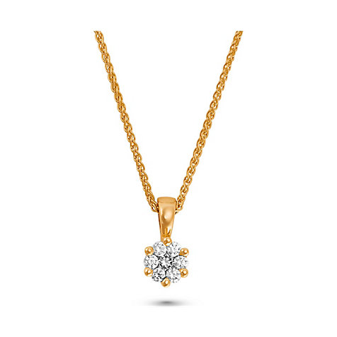 CHRIST Diamonds Kette 83528079