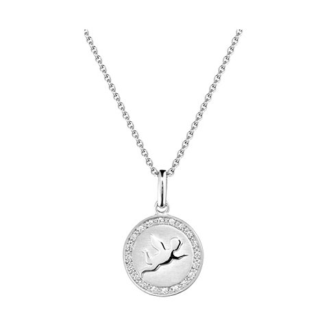 CHRIST Silver Diamonds Kette 86359138