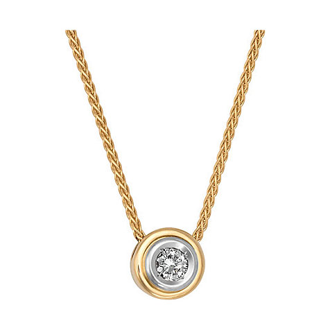 CHRIST Solitaire Kette 84478539