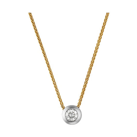 CHRIST Solitaire Kette 83124997
