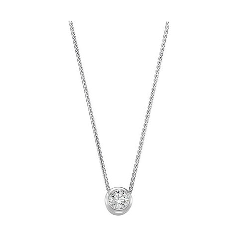 CHRIST Solitaire Kette 83126035