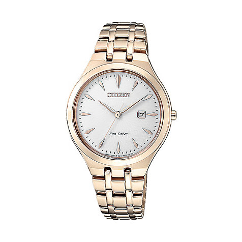 Citizen Eco-Drive Elegance Damenuhr