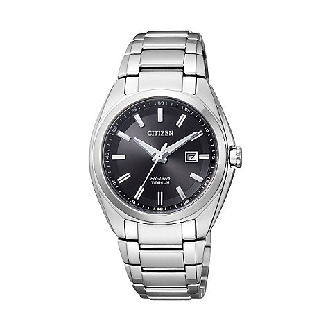 Citizen Damenuhr Titanium EW2210-53E