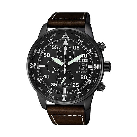 Citizen Eco-Drive Sports Chronograph