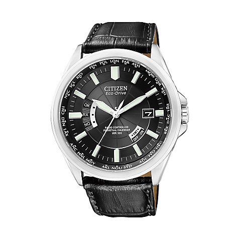 Citizen Eco-Drive Funk Herrenuhr