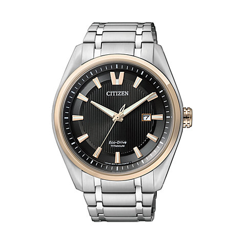 Citizen Eco Drive Herrenuhr Sports