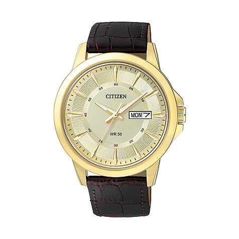 Citizen Herrenuhr Sports BF2013-05PE