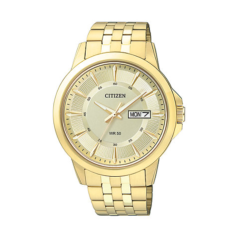 Citizen Quarz Herrenuhr Sports