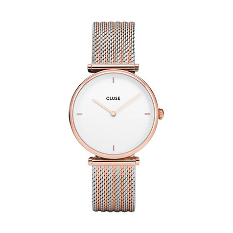 Cluse Damenuhr Triomphe Rose Gold