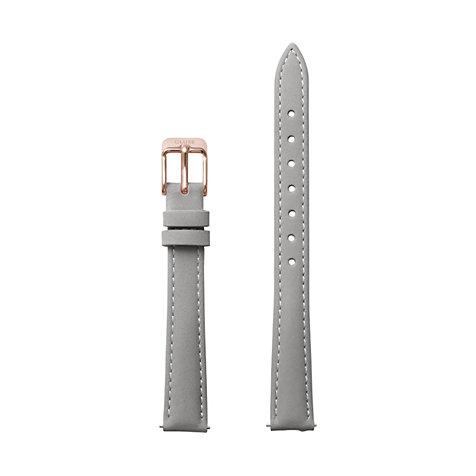cluse lederband la vedette strap grey rose cls506 bei bestellen. Black Bedroom Furniture Sets. Home Design Ideas