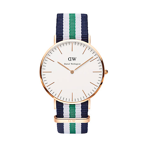 Daniel Wellington Herrenuhr 0108DW