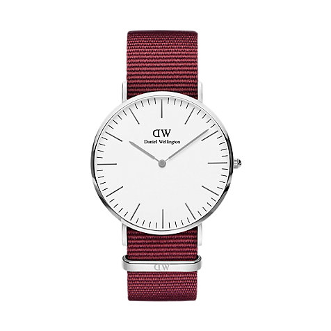 Daniel Wellington Herrenuhr Classic 40 Roselyn