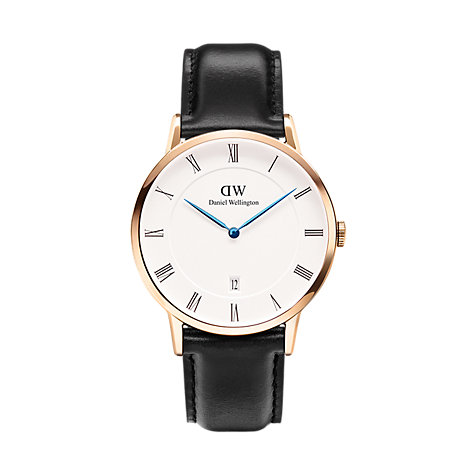 Daniel Wellington Herrenuhr Dapper Sheffield, DW00100084