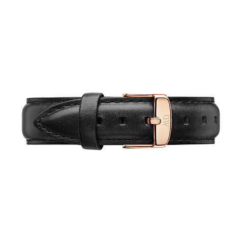 Daniel Wellington Uhrenarmband Leder Sheffield DW00200036