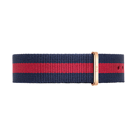 Daniel Wellington Uhrenarmband Textil Oxford DW00200001