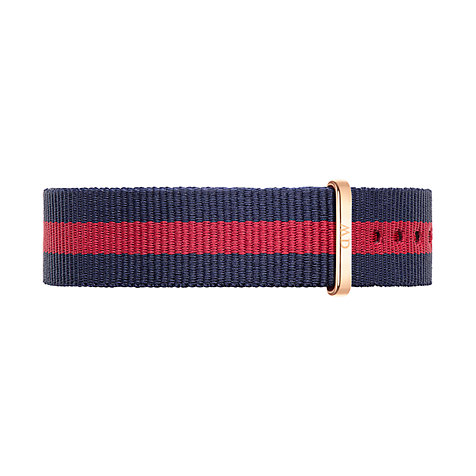 Daniel Wellington Uhrenarmband Textil Oxford