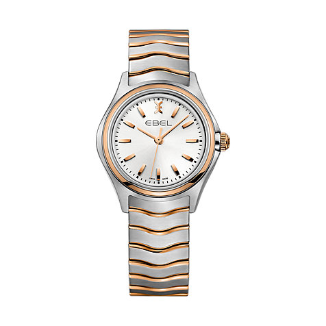 Ebel Damenuhr Wave Lady 1216323
