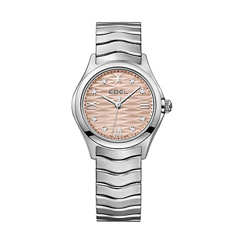 Ebel Damenuhr Wave Lady 1216413