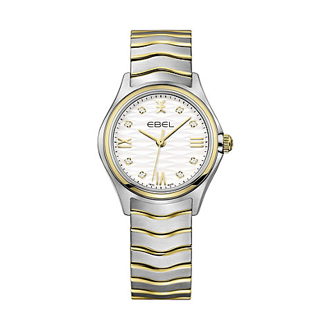 Ebel Damenuhr Wave Lady 1216415