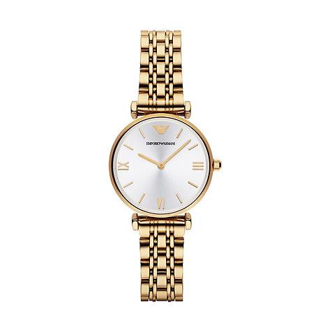 Armani damenuhren gold  Armani Damenuhr AR1877 bei CHRIST.de kaufen