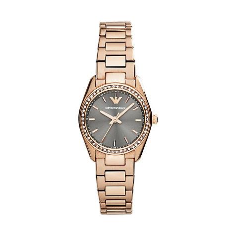 Armani damenuhren gold  Armani Damenuhr AR6030 bei CHRIST online kaufen