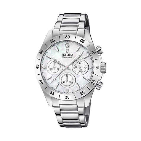 Festina Chronograph Diamond Chrono F20397/1